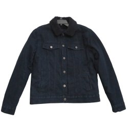 TOMMY HILFIGER Man`s Denim Sherpa Jacket size: XL