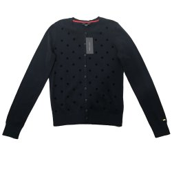 TOMMY HILFIGER Woman`s Sweater Cardigan size: S
