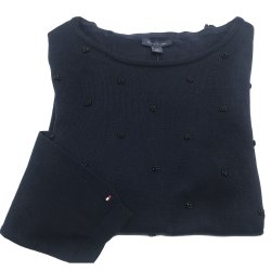 TOMMY HILFIGER Woman`s Sweater Navy XS