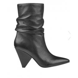 GUESS NAKITTA SLOUCHY BOOTIES size: 5