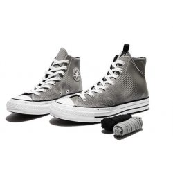 CONVERSE Chuck Taylor All Star 70 Hi Unisex Sneakers Leather 9 Men 11 Women