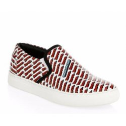 MARC JACOBS buty sportowe nadruk LOVE Sneakers 38