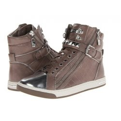 MICHAEL KORS Glam Studded High Top Sneakers 8.5