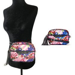 VICTORIA`S SECRET X MARY KATRANTZOU 2 w 1 torebka crossbody lub nerka