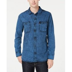 LEVI'S Men's Gaines Woven Shirt size: M