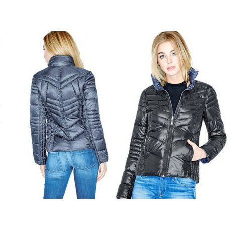GUESS two-sided quilted DANIEL jacket
