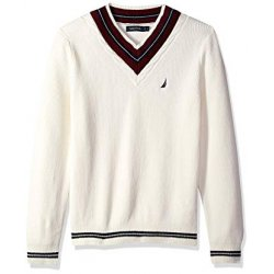 ABERCROMBIE & FITCH Men's Long-Sleeve Rugby Polo Sweatshirt size: L