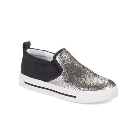 MARC BY MARC JACOBS sneakers slip on metallic USA
