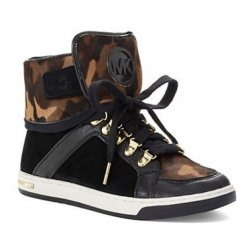 MICHAEL KORS GREENWICH High Top Sneakers 7.5