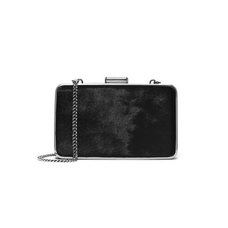 MICHAEL KORS envelope ELSIE BOX CLUTCH from USA