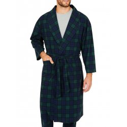 NAUTICA Men's Cozy Fleece Robe