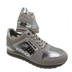 MICHAEL KORS Women's BILLIE Trainer Sneakers size: 6