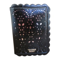 Victoria's Secret  Passport Cover Case Holder Laser cut