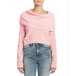 GUESS cieply sweter z angora