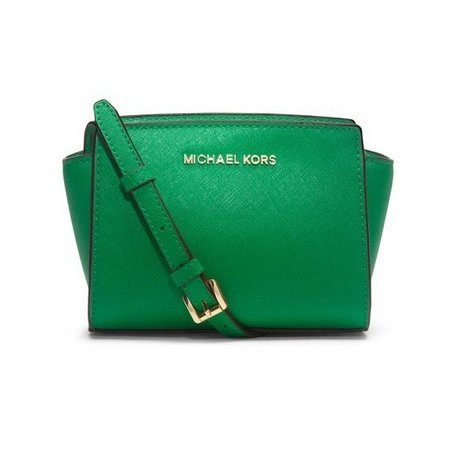 MICHAEL KORS torebka SELMA Mini Messenger z USA