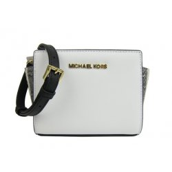 MICHAEL KORS SELMA Mini Messenger