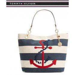 TOMMY HILFIGER handbag, tote, bag
