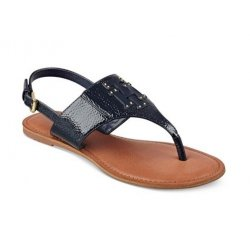 TOMMY HILFIGER dark blue LANEY sandals