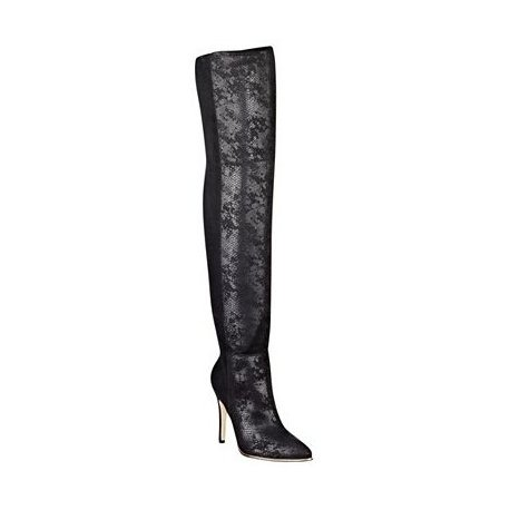 GUESS boots for knee ZONIAN Over The Knee Boots