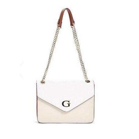 GUESS handbag Color-Blocked Crossbody new