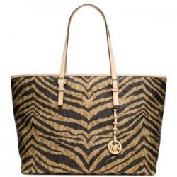 MICHAEL KORS JET SET TRAVEL Medium Multifunction Tote