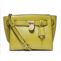MICHAEL KORS HAMILTON Small Travel Messenger