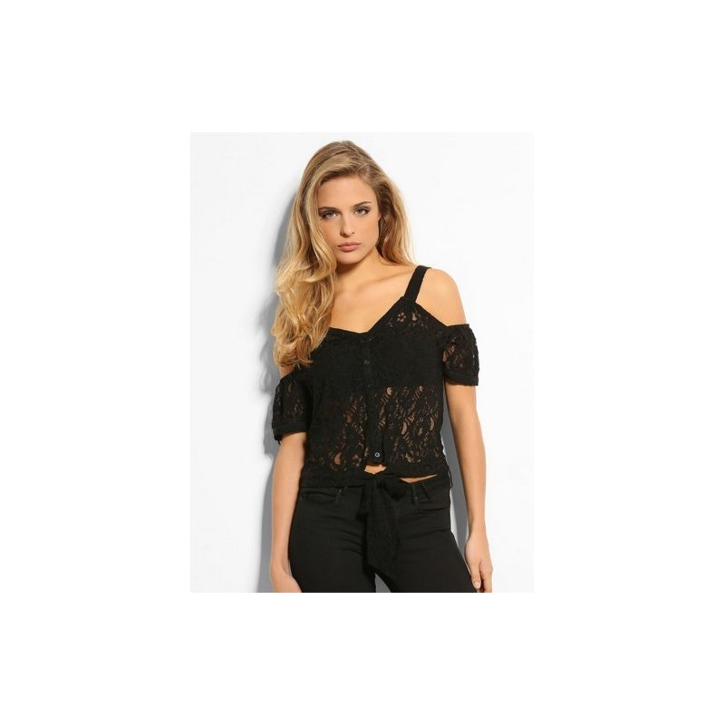 GUESS lace top / LEILA blouse