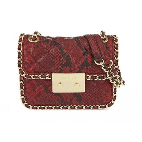 MICHAEL KORS quilted CARINE bag from USA