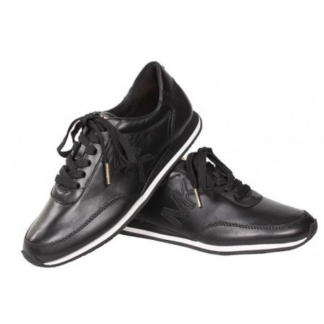 MICHAEL KORS sneakersy leather STANTON TRAINER 37