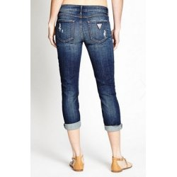 GUESS jeansy Mid-Rise Crop 26