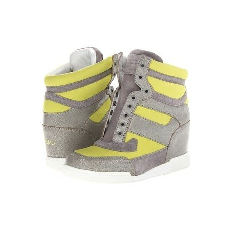 MARC BY MARC JACOBS High - top wedge sneakers 7