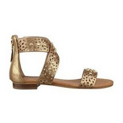 GUESS S sandaly Achi Perforated skora 38.5