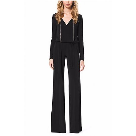 MICHAEL KORS kombinezon chain neck jumpsuit z USA