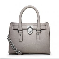 MICHAEL KORS HAMILTON Mini Messenger z USA