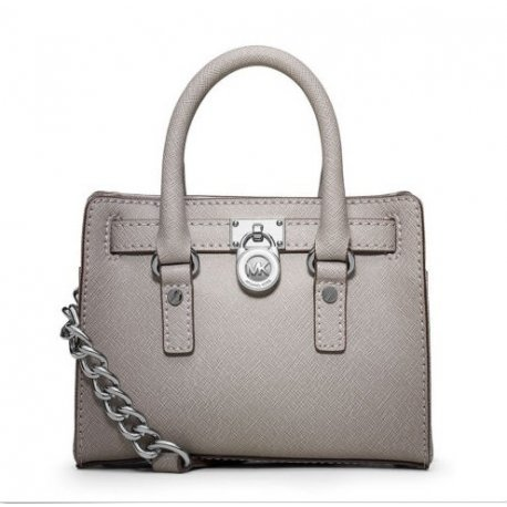 MICHAEL KORS HAMILTON Mini Messenger