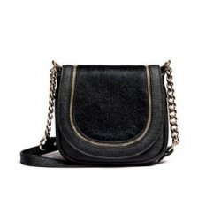 GUESS by MARCIANO torebka Hair-Calf Crossbody